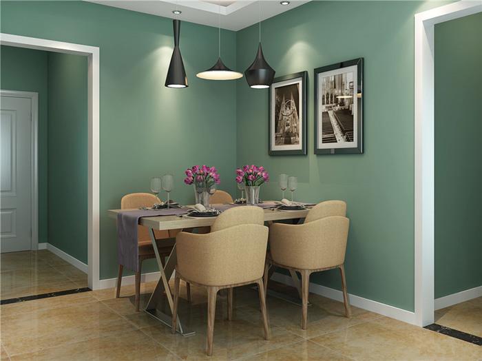 在传统的餐厅设计中,餐桌椅是必不可少的两大件